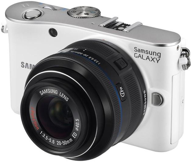 Samsung Galaxy Camera: nuova fotocamera con sistema Android?