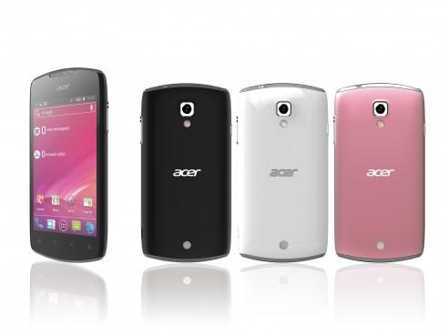Acer presenta il nuovo Liquid Glow con Ice Cream Sandwich e chip NFC