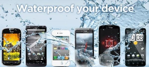 Samsung Galaxy S III potrebbe essere resistente all'acqua grazie a Liquipel