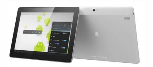 Huawei Mediapad 10, ecco le caratteristiche ufficiali