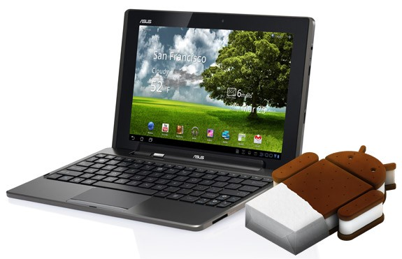 ASUS Eee Pad Transformer: iniziato in Taiwan il roll-out di Android 4.0 [UPDATE]