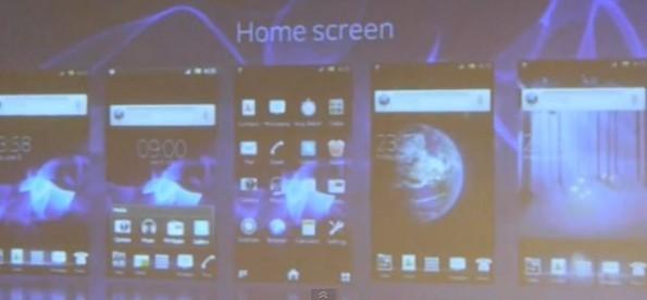 UXP NXT: la nuova interfaccia per gli smartphone Sony