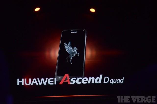 Huawei presenta la nuova famiglia di smartphone Ascend Diamond