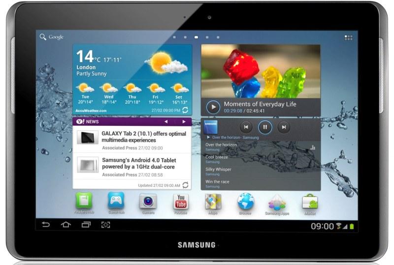 Samsung Galaxy Tab 2 10.1: con Wind a 499€