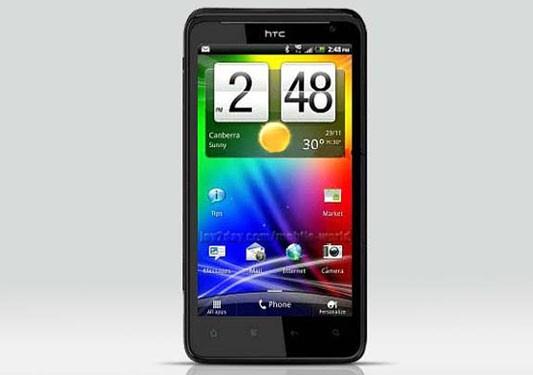 HTC Velocity è il primo smartphone LTE per la Germania