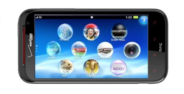 Certificazione Playstation anche per gli smartphone HTC?