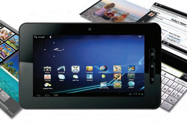 Mediacom Smartpad 715c: nuovo tablet con Android 4.0 Ice Cream Sandwich