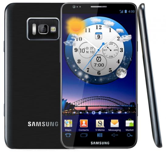 Nuove informazioni non ufficiali sul Samsung Galaxy S III