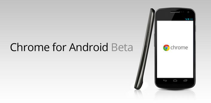 Chrome per Android: finalmente è realtà