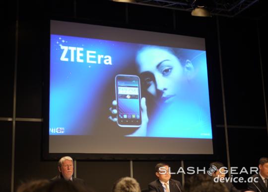 ZTE Era,  smartphone  quad-core con il nuovo Tegra 3 4-PLUS-1