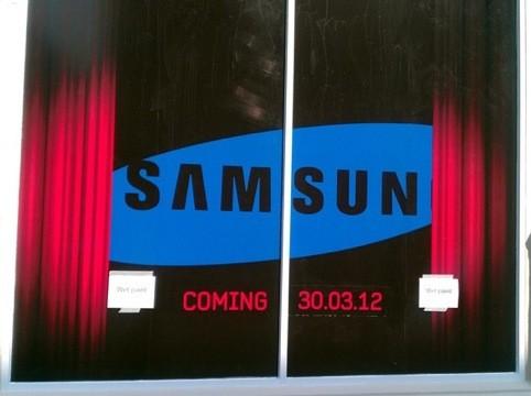 Samsung prepara qualcosa per il 30 Marzo. Galaxy S III in arrivo?