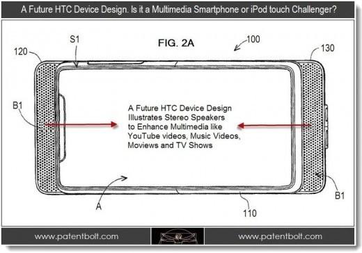 Htc produrrà un dispositivo multimediale per far concorrenza all'iPod Touch