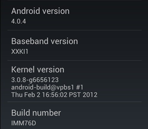 4.0.4 Day per Google e Android: in arrivo anche per Galaxy Nexus [UPDATE Download 4.0.4]