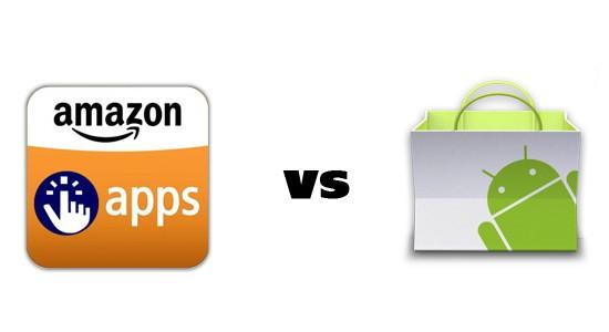 Amazon App Store rende meglio dell'Android Market