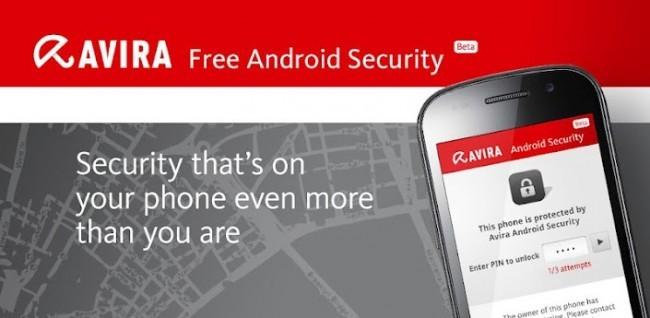Avira debutta su Android con una nuova app antifurto