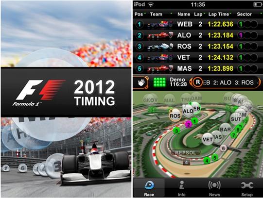 Il campionato mondiale di Formula 1 ricomincia? Seguilo sul tuo dispositivo Android