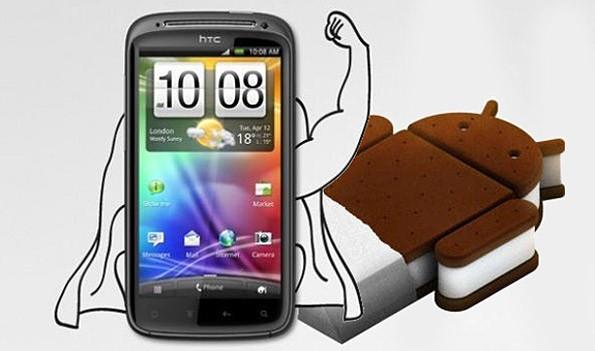 HTC Sensation e Sensation XE: iniziato il roll-out di Android 4.0 in Italia