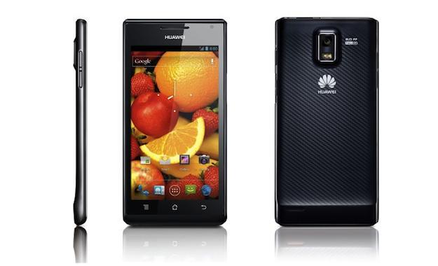 Huawei Ascend P1 sarà disponibile dal mese di Aprile
