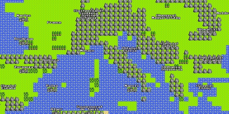 Google Maps è ora disponibile anche a 8-bit (video)
