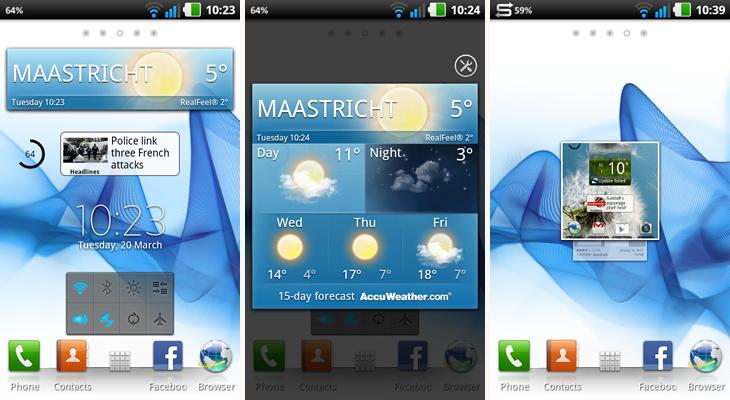 Xperia S, il launcher disponibile per tutti i dispositivi (download)