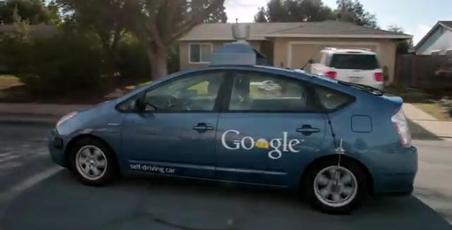 Non solo Android: l'auto senza pilota di Google in un nuovo test
