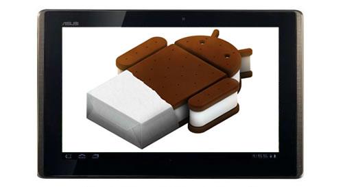 ASUS Transformer: disponibile nuovamente l'aggiornamento ad Android 4.0
