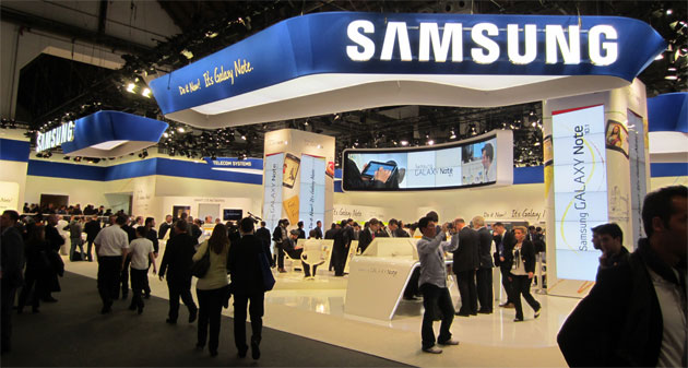 Samsung brevetta la visualizzazione estesa delle immagini