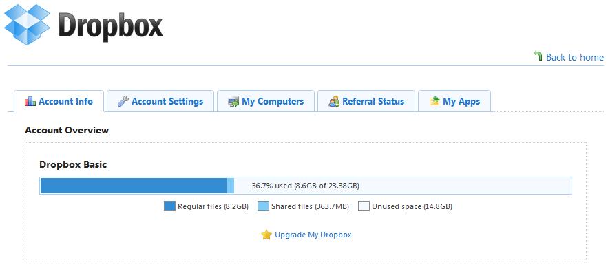 [Android Tools] 23 GB di spazio in più su DropBox, ecco come averli [Link funzionante]