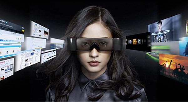 Epson Moverio BT-100: occhiali con Android anche in Italia da Aprile