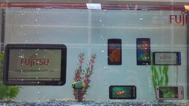 Fujitsu Mobile pronta a sbarcare sul mercato mondiale con devices di qualità e una UI poco invasiva