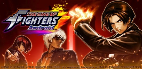 The King of Fighters disponibile sul Google Play Store