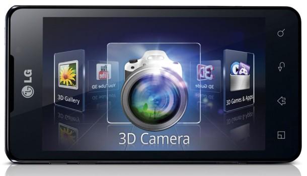 LG Optimus 3D Max entra nel listino MediaWorld Online