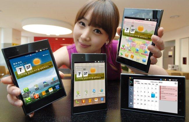 Secondo uno studio, i possessori di smartphone vogliono display sempre più grandi