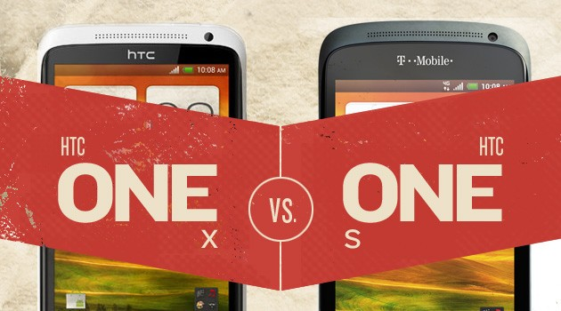 HTC One X e One S: sfida benchmark