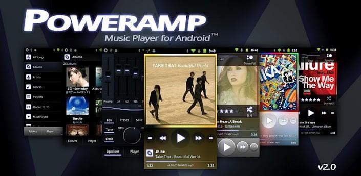 PowerAmp a prezzo scontato per festeggiare i 15 milioni di download