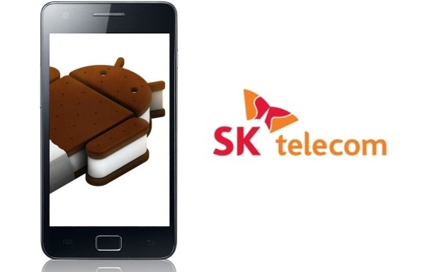 Samsung Galaxy S II: news su Android 4.0 Ice Cream Sandwich [UPDATE(x3): Download]