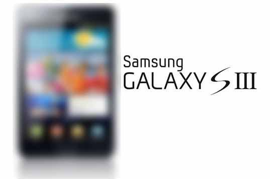 Samsung Galaxy S III: prima immagine dal vivo?
