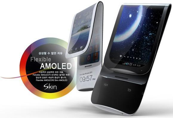 I display flessibili: il debutto ufficiale secondo Samsung