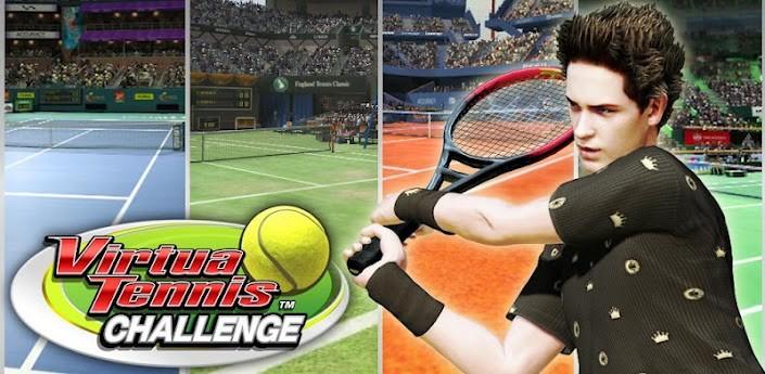 Virtua Tennis Challenge: disponibile ufficialmente sul Google Play Store