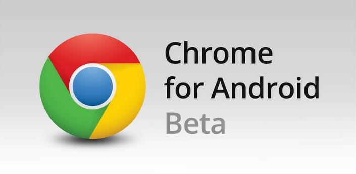 Chrome Beta per Android: nuovo aggiornamento con alcuni bug-fix
