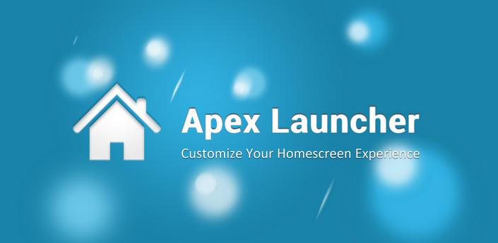 Apex Launcher termina la fase Beta: disponibile sul Play Store con tante novità