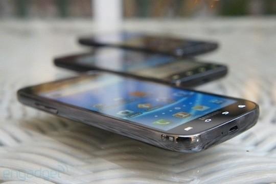 Samsung non produrrà telefoni 3D nel prossimo futuro