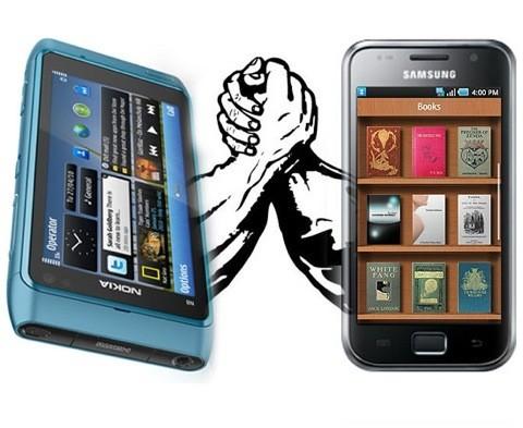 Samsung strappa a Nokia il posto di primo produttore di telefoni