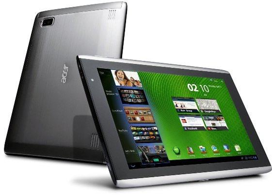 Acer avrebbe confermato Android 4.1 Jelly Bean per i propri Iconia Tab