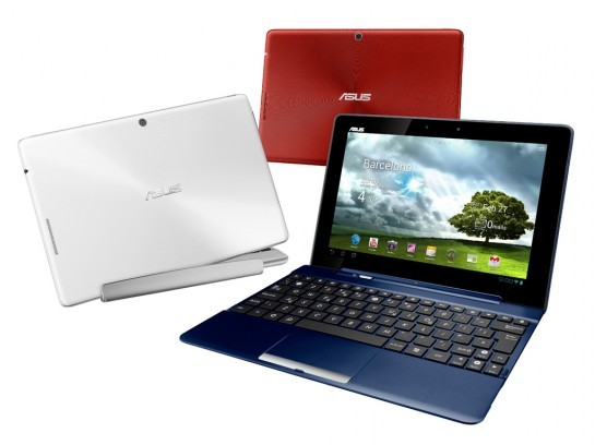 L'Asus Transformer Pad 300 è disponibile in Italia