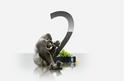 La resistenza del Gorilla Glass 2 mostrata in video!