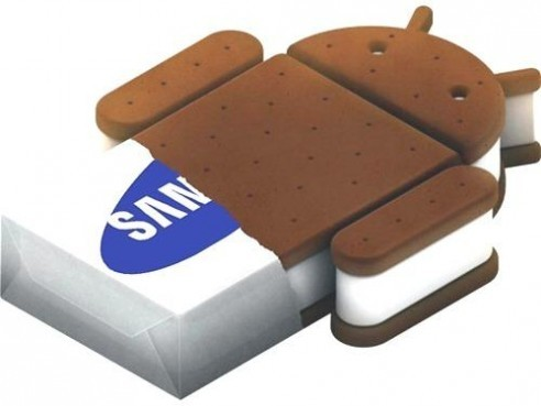 Ice Cream Sandwich arrivato in UK per Samsung Galaxy S II