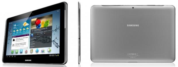 Il Samsung Galaxy Tab 10.1 2 non uscirà con un processore quad-core