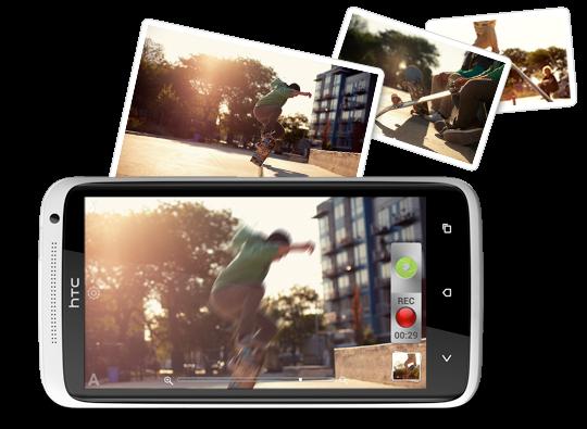 HTC ONE X: Mod per migliorare le prestazioni della fotocamera