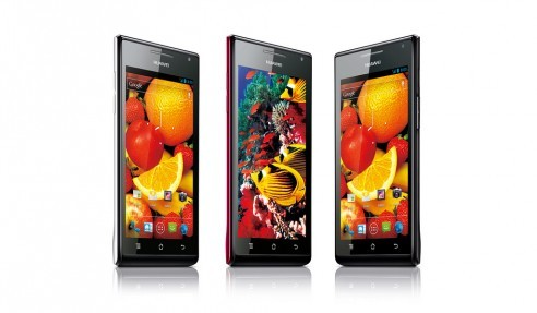 Huawei Ascend P1 in vendita in Cina: in Europa arriverà a Giugno